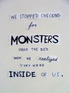 Inspirational Picture Quotes mosters quotes