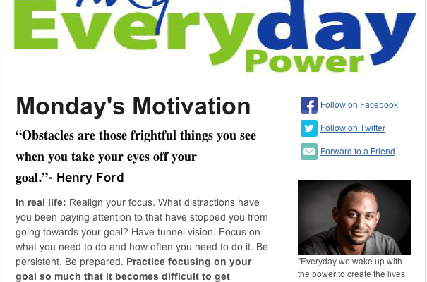 everyday power Jeffrey I. Moore