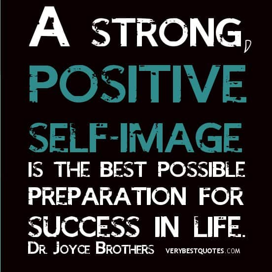inspirational picture quotes positive self image