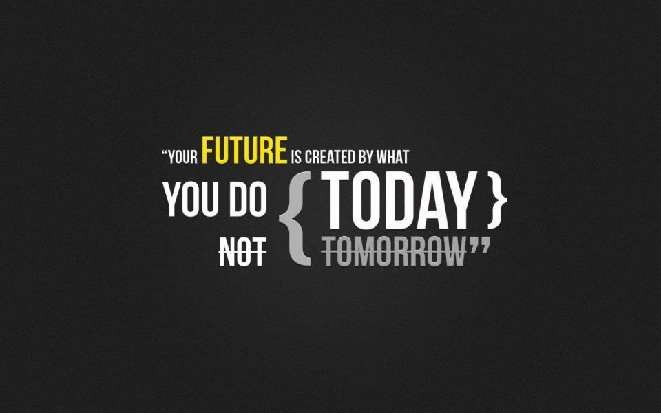 inspirational picture quotes about your future and motivational image