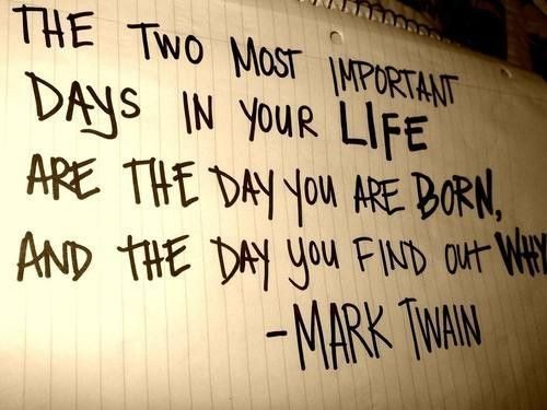 inspirational picture quotes by mark twain with a motivational image