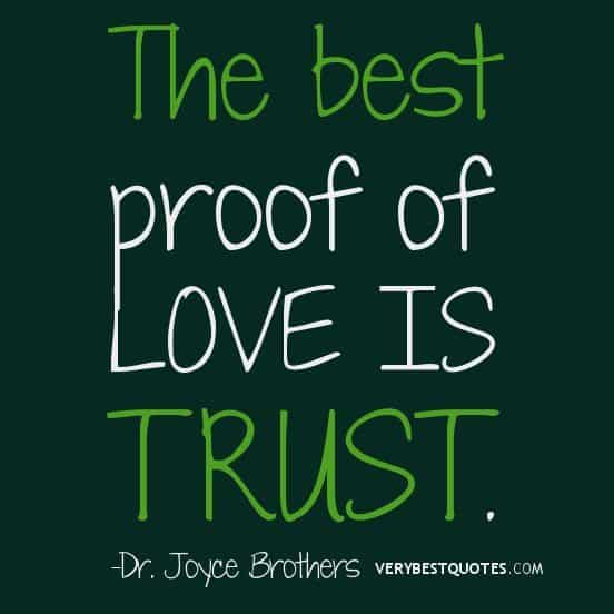 Superieur Inspirational Picture Quotes On Love And Trust