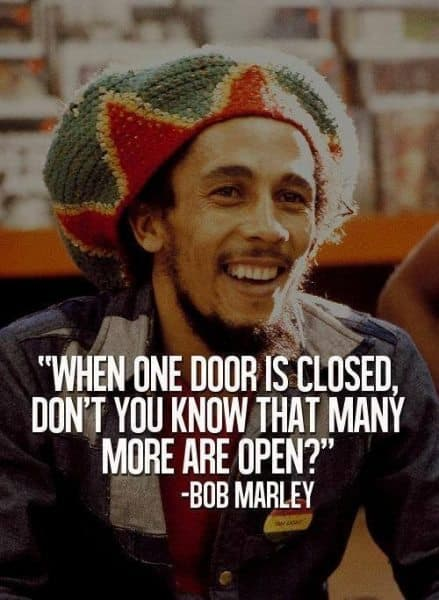 30 Bob Marley Quotes On Life, Love and Money - Everyday Power