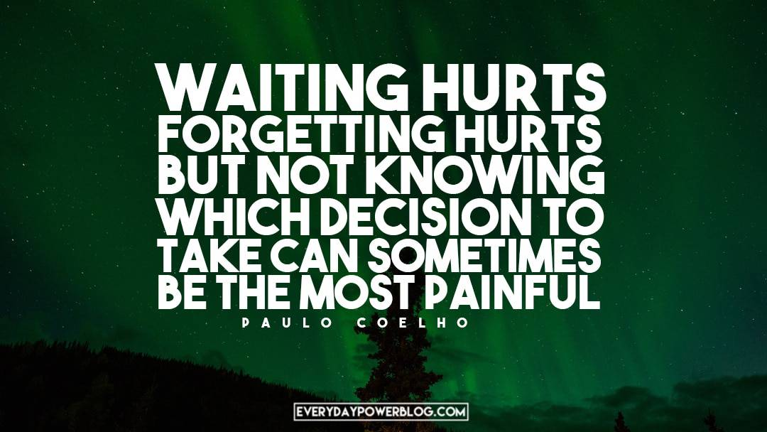 Paulo Coelho Quotes about pain and suffering