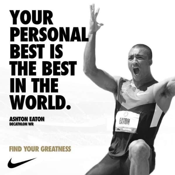 find your greatnes