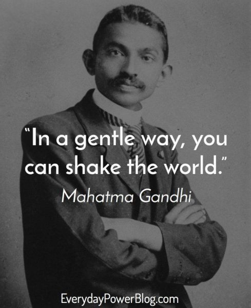 Mahatma Gandhi Quotes On Love Impressive 33 Mahatma Gandhi Quotes That Changed History