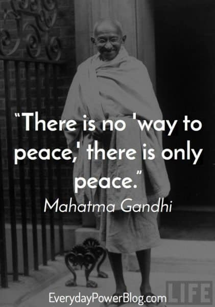 33 mahatma gandhi quotes that changed history