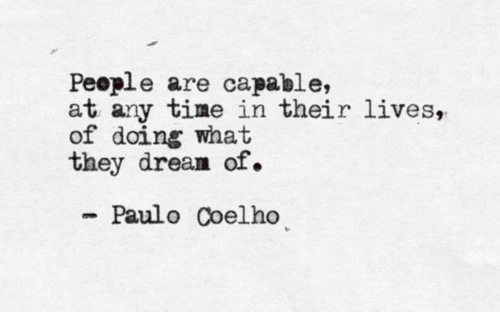 paulo coelho quotes 4 people are capable of