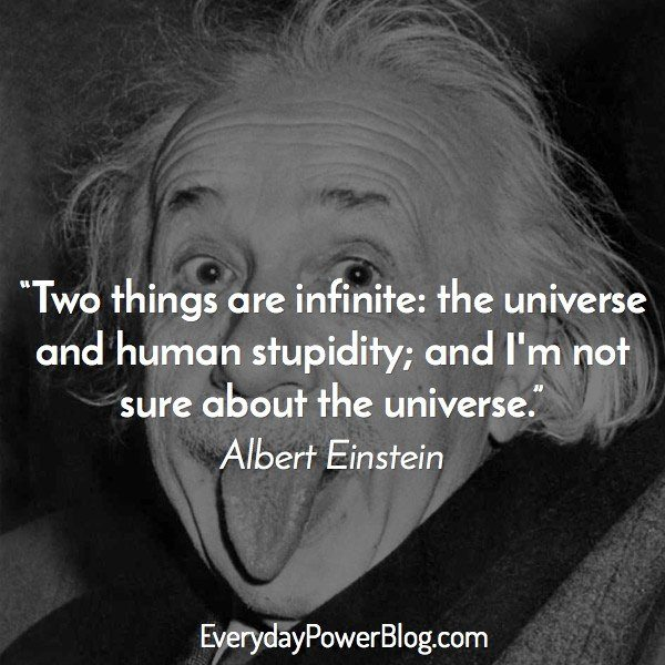 Elegant Life Quotes Einstein