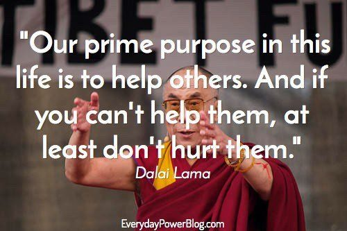 best dalai lama quotes about compassion