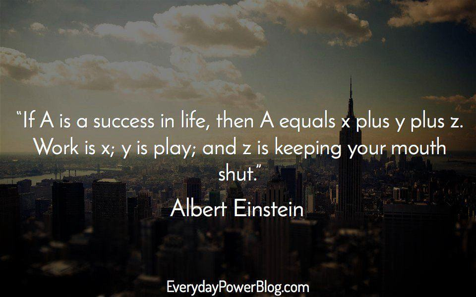 15 Quotes About Success In Life And Business Everyday Power