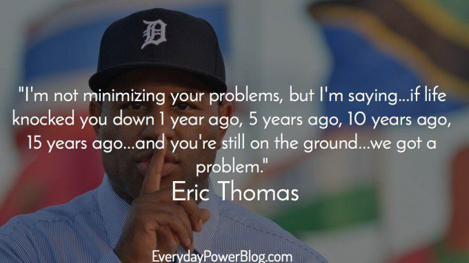 Eric Thomas Quotes New 23 Eric Thomas Quotes About Success Life Beast Mode And Your Why