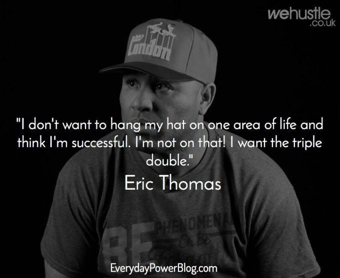 Eric Thomas Quotes Unique 23 Eric Thomas Quotes About Success Life Beast Mode And Your Why