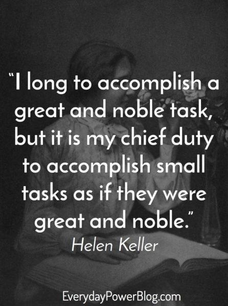 helen keller quotes about love