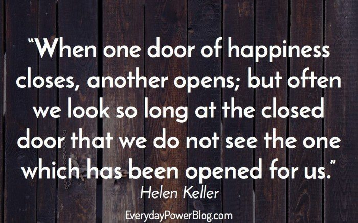 50 Helen Keller Quotes On Vision Love Success 2019