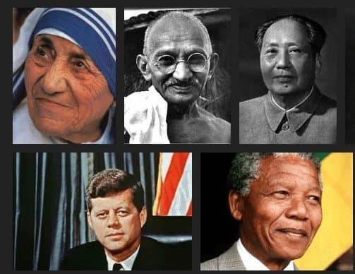 best inspirational quotes from world leaders