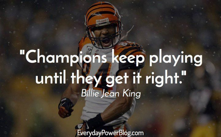 80 Best Sports Quotes For Athletes About Greatness 2019