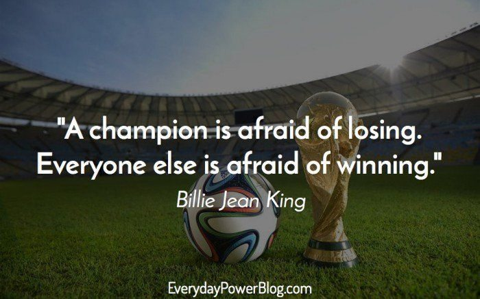 50 motivational sports quotes to demand your best become