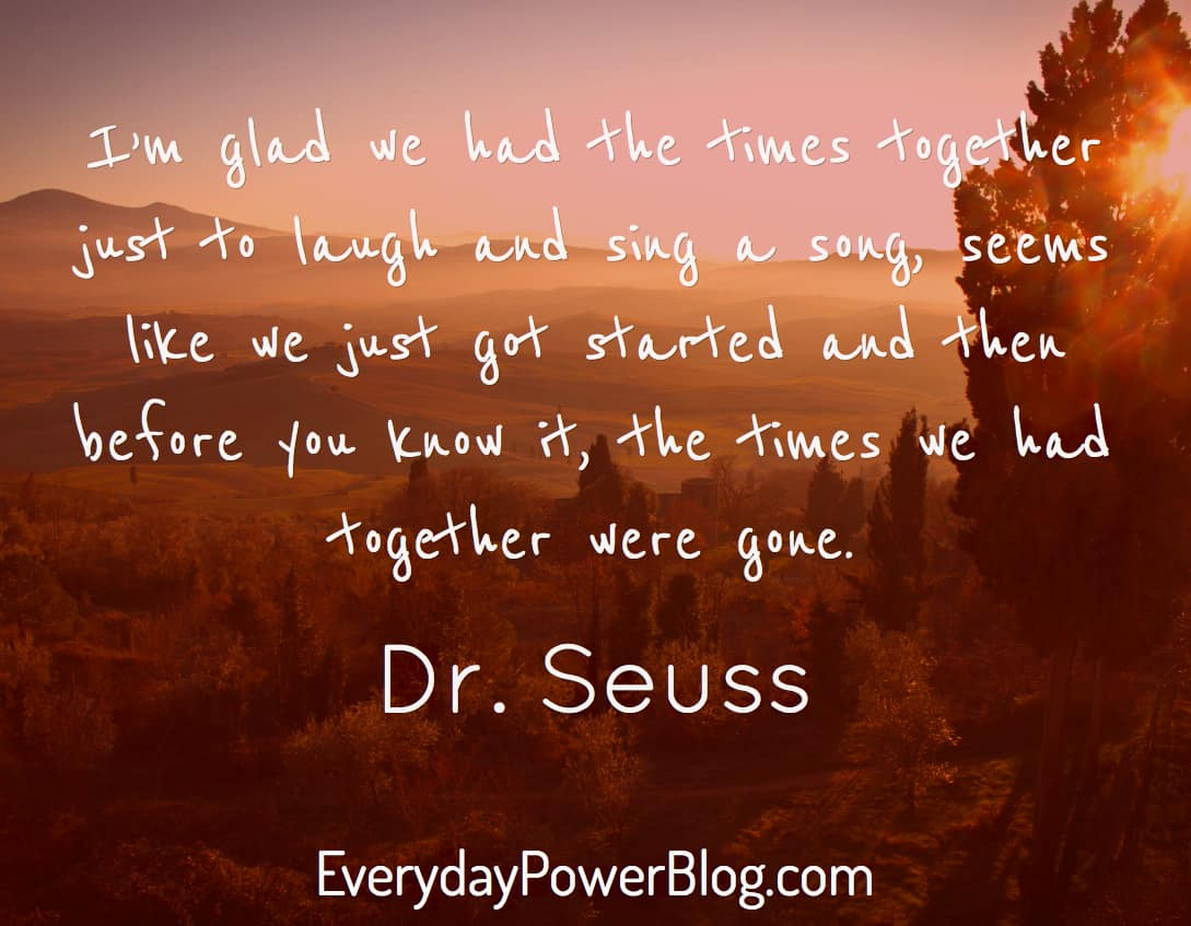 More Dr Seuss quotes