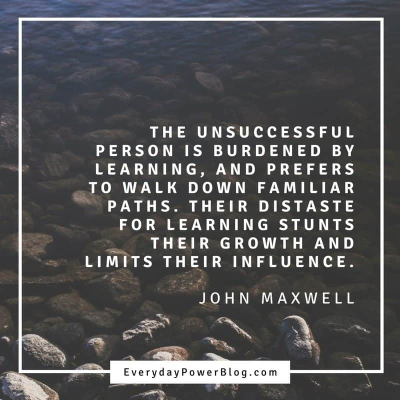 50 John Maxwell Quotes About Becoming A Leader Everyday Power