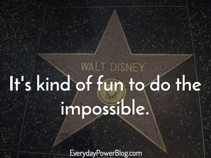 2014 Famous Walt Disney Quotes