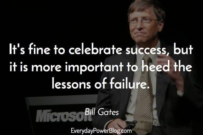 Motivational Bill Gates Quotes About Life Business And Love 2019