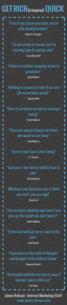 Quotes for Entrepreneurs: Get Richly Inspired Quick