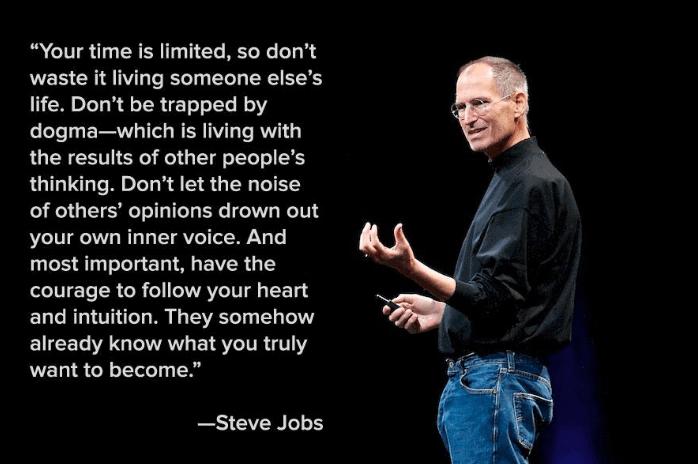 Steve Jobs Speech at Stanford - Commencement Address