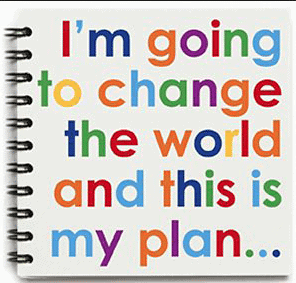 ways to change the world 55