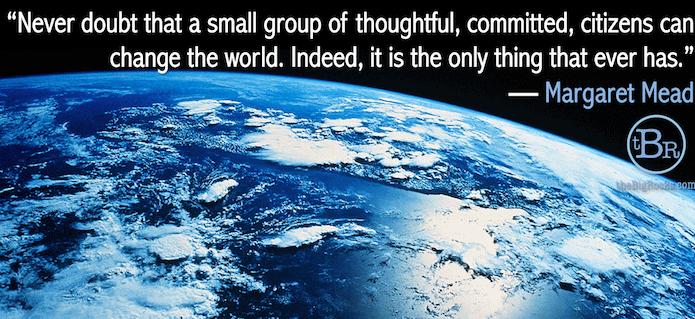 ways to change the world 2