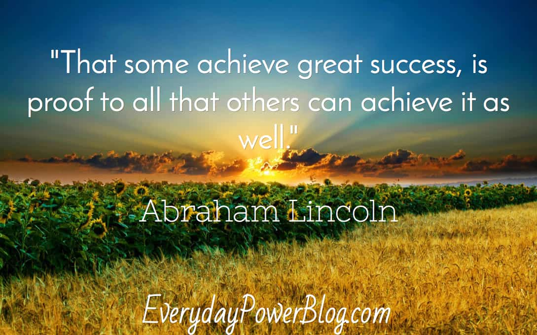 abraham lincoln quotes on leandership