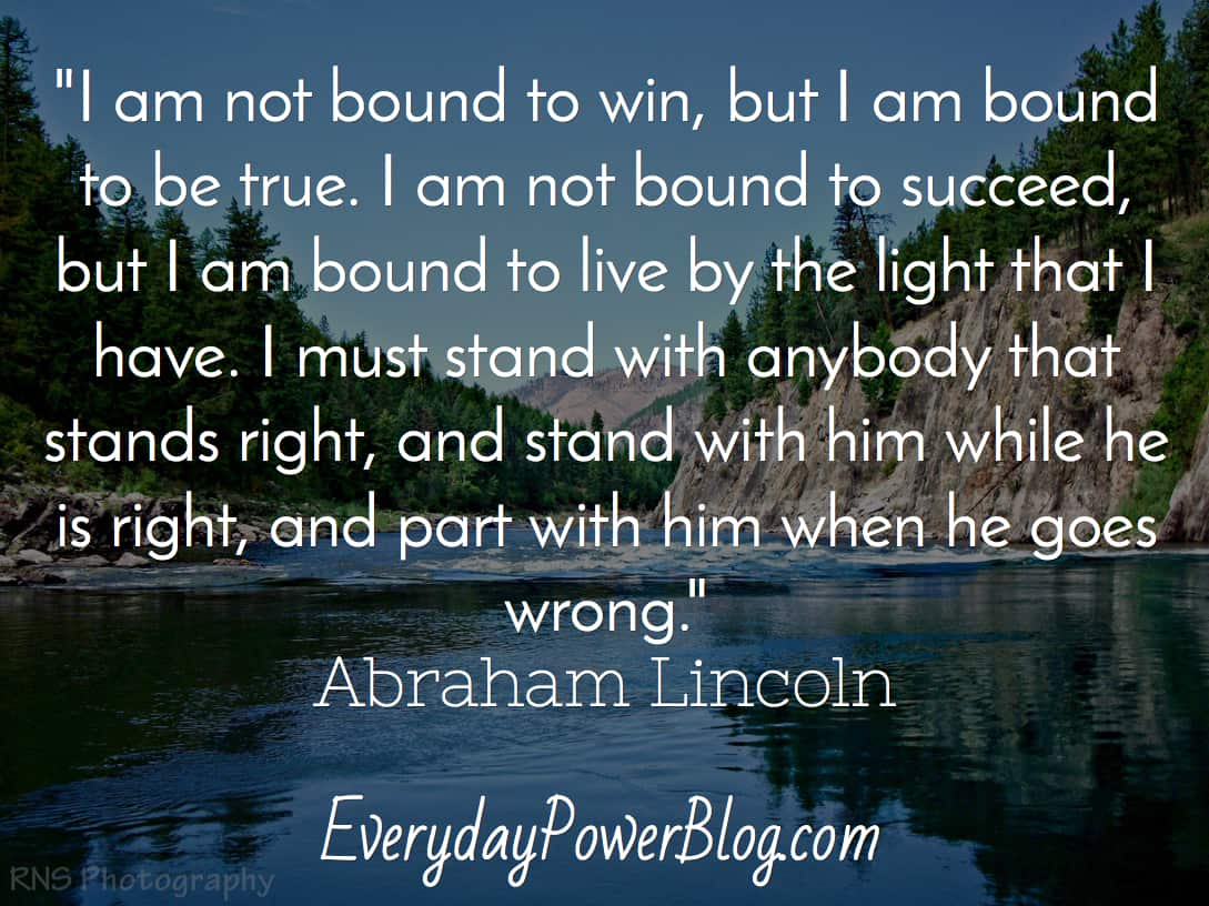 Famous Quotes To Live By Simple Abraham Lincoln Quotes On Life Education And Freedom To Inspire You