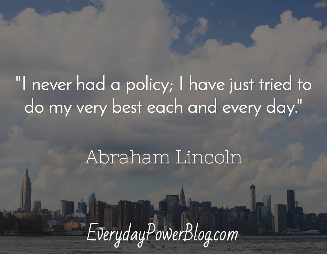 50 Famous Abraham Lincoln Quotes On Success & Life