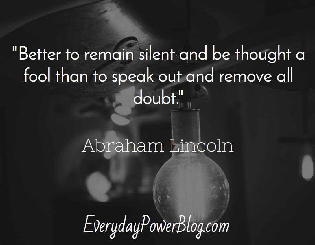Great Quotations Abraham Lincoln Quotes On Life Education And Freedom To Inspire You