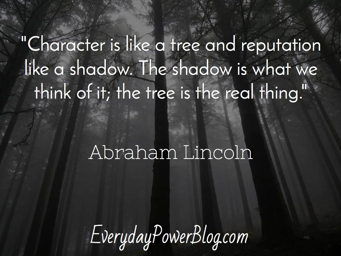 Personal commitment statement examples quotes - Abraham Lincoln Quotes On Leadership