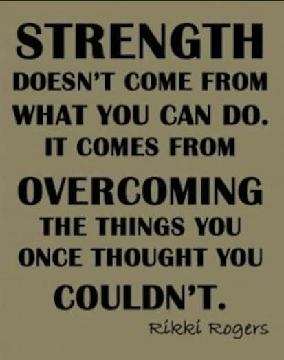 Quotes About Strength Mesmerizing 23 Inner Strength Quotes About Having More Power In Life