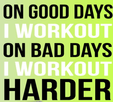 Exercise Motivation 444