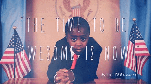 How To Be Awesome All The Time in life