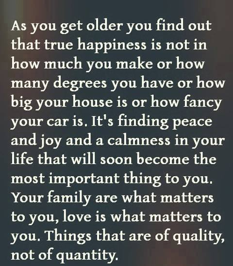 Inspiring Picture Quotes as you get older