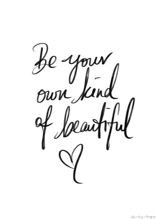Super Motivational Picture Quotes be your own kind