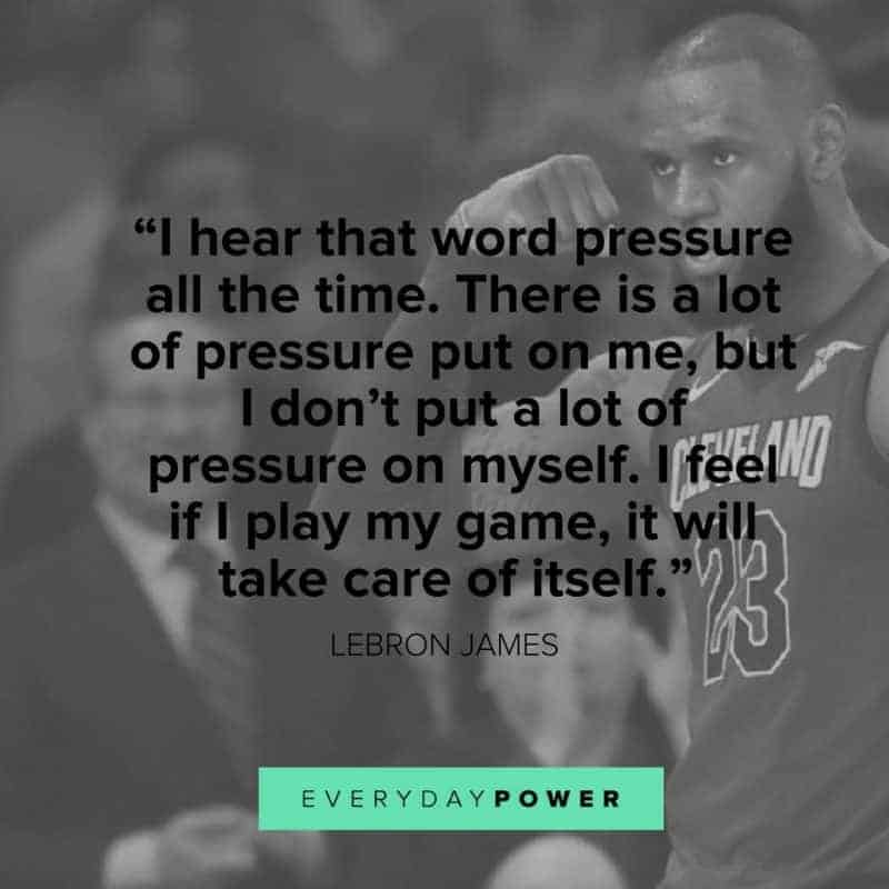 Lebron James Quotes about teamwork
