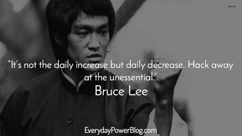 Bruce Lee Words From A Master Pdf