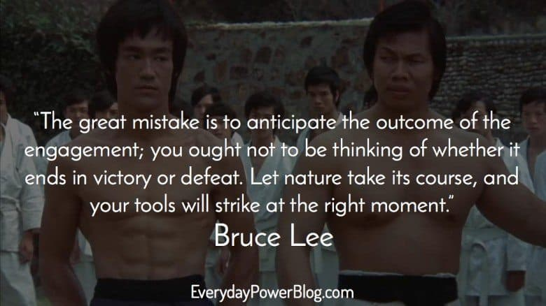 70 Bruce Lee Quotes About Life And Greatness 2019