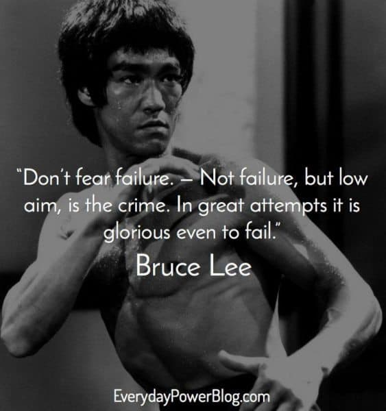 Super 34 Bruce Lee Quotes To Inspire The Warrior Within! RC51