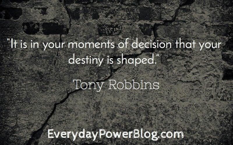 Tony robbins motivational music quotes