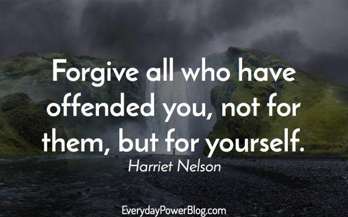 Love Forgiveness Quotes Prepossessing 34 Forgiveness Quotes For Life Love & Friends That Will Inspire You