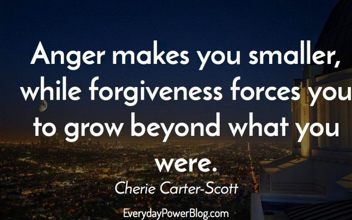 Cherie Carter Scott Forgiveness Quotes About Live, Love And Friendship That  Will Inspire You
