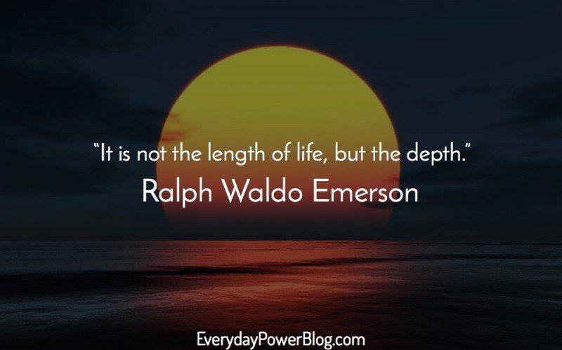 50 Ralph Waldo Emerson Quotes On Life 2019
