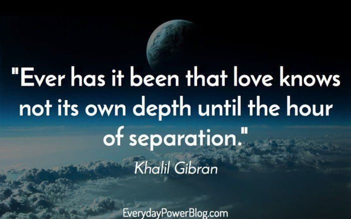 Wise Khalil Gibran Quotes About Life