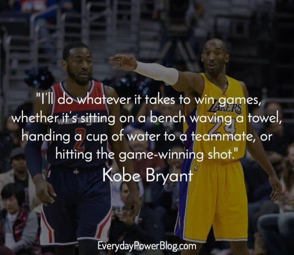 20 Kobe Bryant Quotes On Being Successful 2019